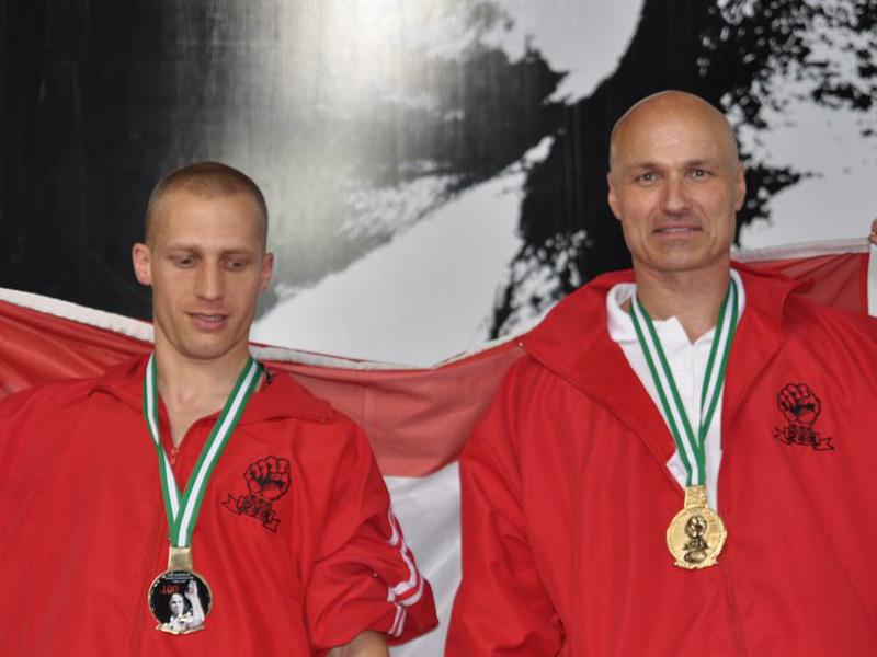 I.K.G.A WM in Cape Town 2009