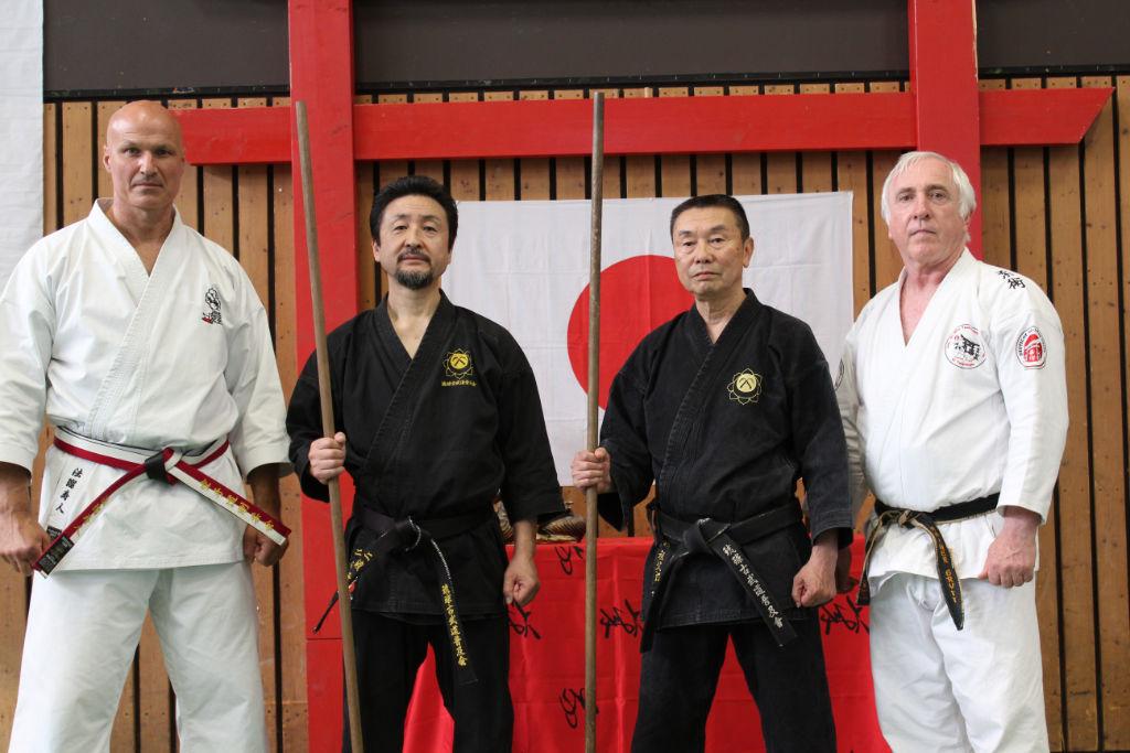 Ryukyu Kobudo Fukyukai Seminar
