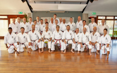 World Shihan Seminar 2018