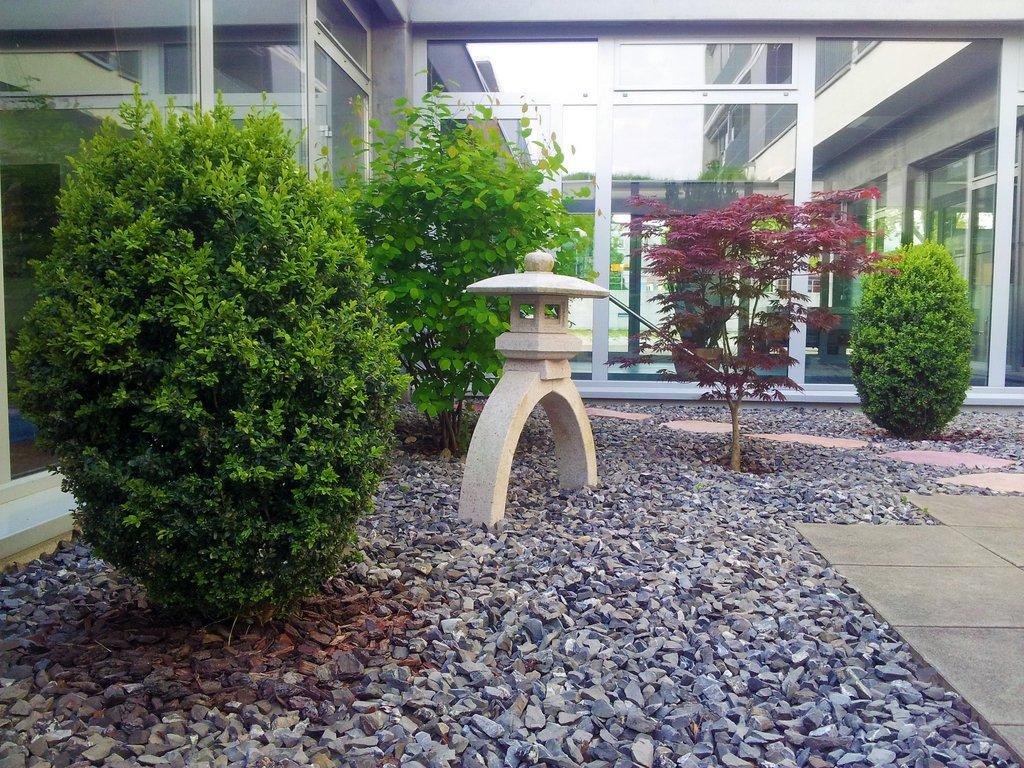 Dojo Garten