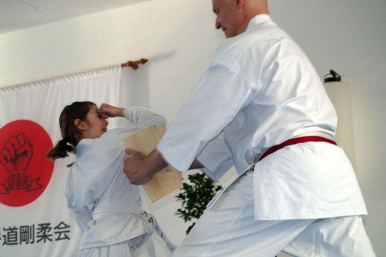 Karatedemonstration